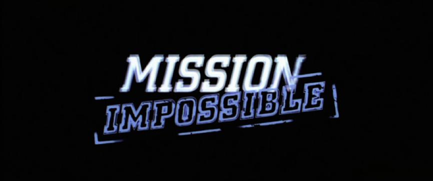 《 不可能的任務 》第一集:從頭說起老湯姆「 校長兼撞鐘 」的故事。