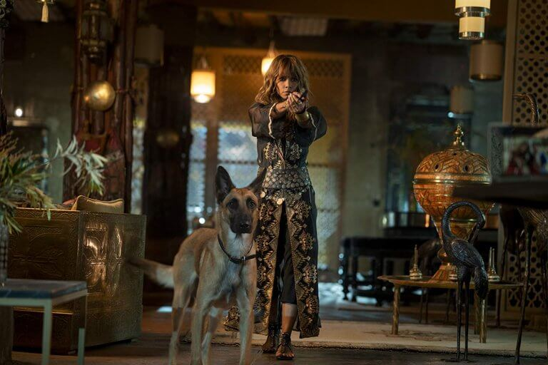 荷莉貝瑞 (Halle Berry) 在《捍衛任務 3》飾演蘇菲亞。