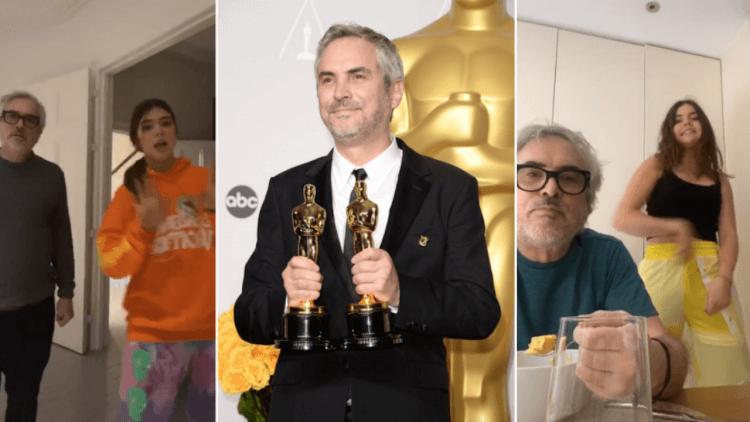 你想不到這些金獎導演,有天會出現在 TikTok 影片裡:好萊塢的「陪公子千金跳舞」新風潮首圖
