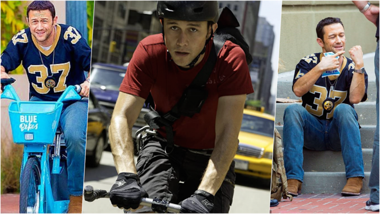 騎單車容易嗎?問問喬瑟夫高登李維:一位與單車總是八字不合的優質演員首圖
