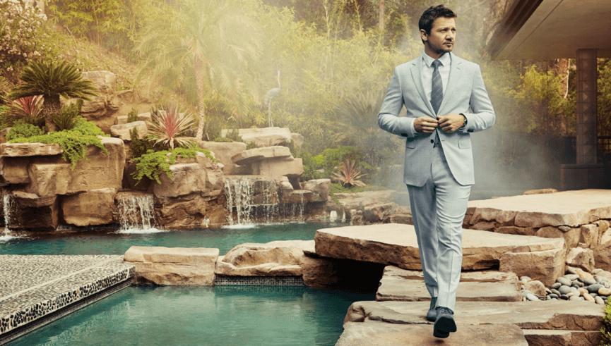 好萊塢男星,也是 地產大亨 : 傑瑞米雷納 (Jeremy Renner)