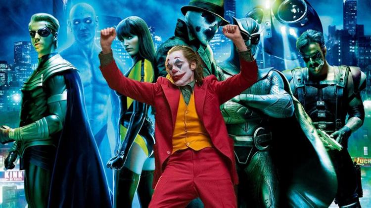保羅葛林葛瑞斯談及他未能拍成的《守護者》電影風格「很《小丑》」。