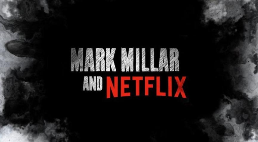 不讓迪士尼專美於前, Netflix (網飛) 與 漫畫家 馬克米勒 (Mark Millar) 即將攜手合作打造原創超級英雄影集。