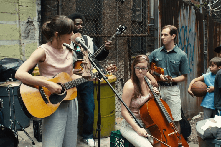 《曼哈頓戀習曲》電影劇照。