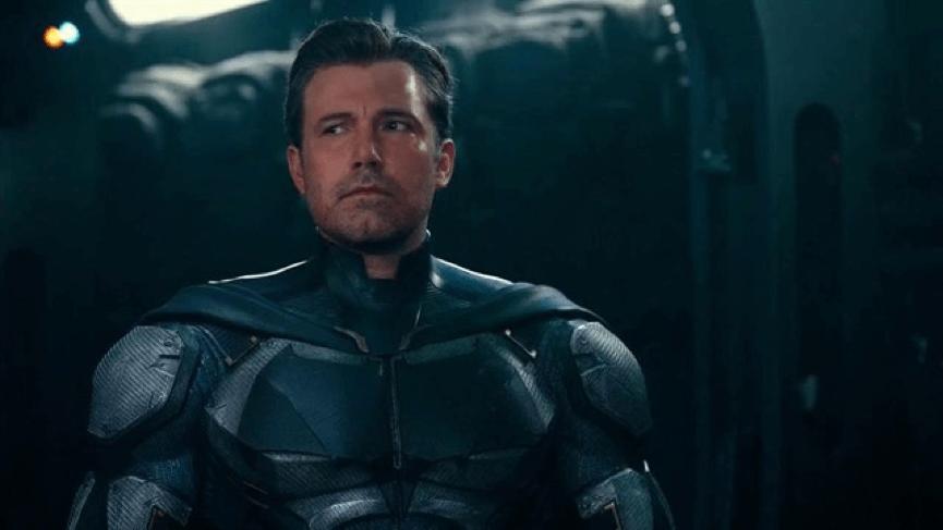 《 蝙蝠俠 》 班艾佛列克 的 蝙蝠俠 已不再是票房熱門。