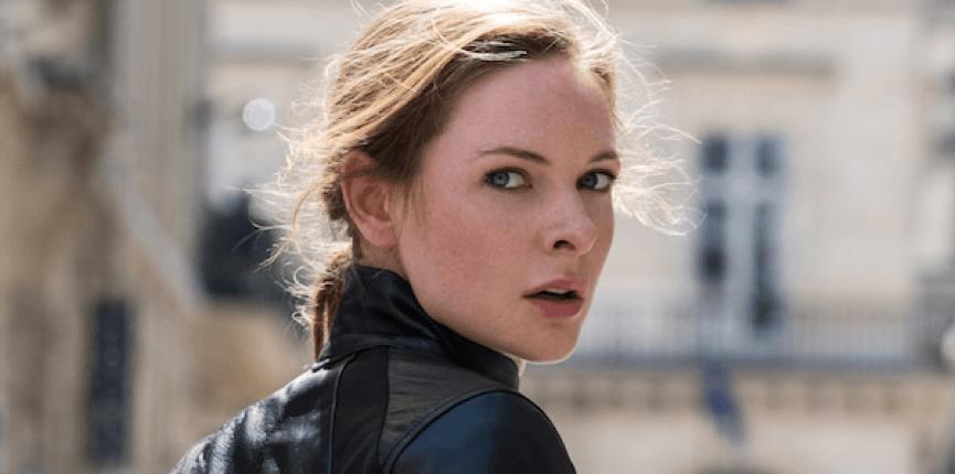 《 不可能的任務 》女特務 : 伊爾莎 強烈的角色特質吸引不少粉絲。