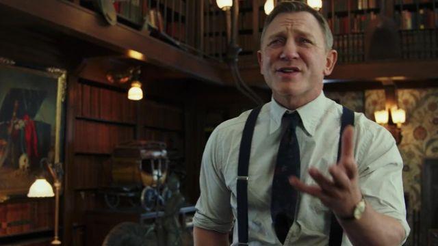 《鋒迴路轉》編導雷恩強生表示丹尼爾克雷格確實是本片的不二人選。