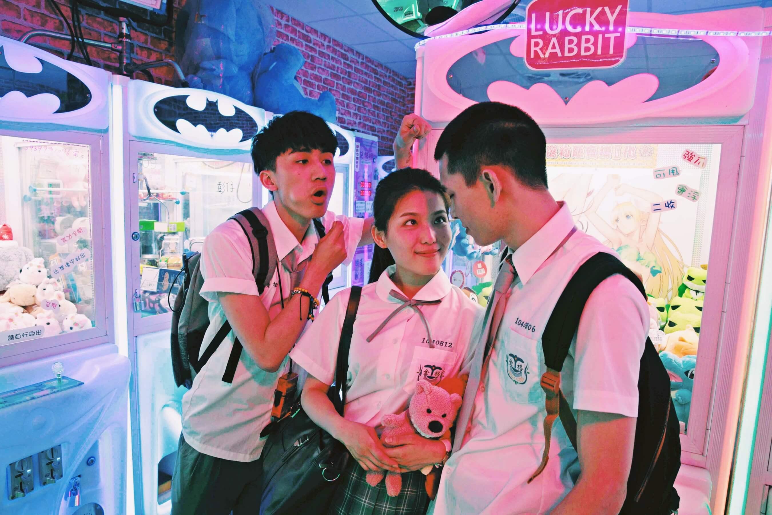台灣青春電影《破處》劇照。
