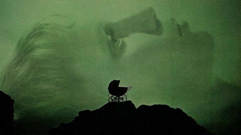 1968 年的恐怖懸疑電影《失嬰記》。