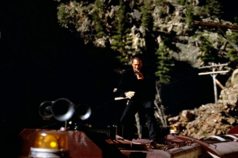 史蒂芬席格《魔鬼戰將2》電影劇照。