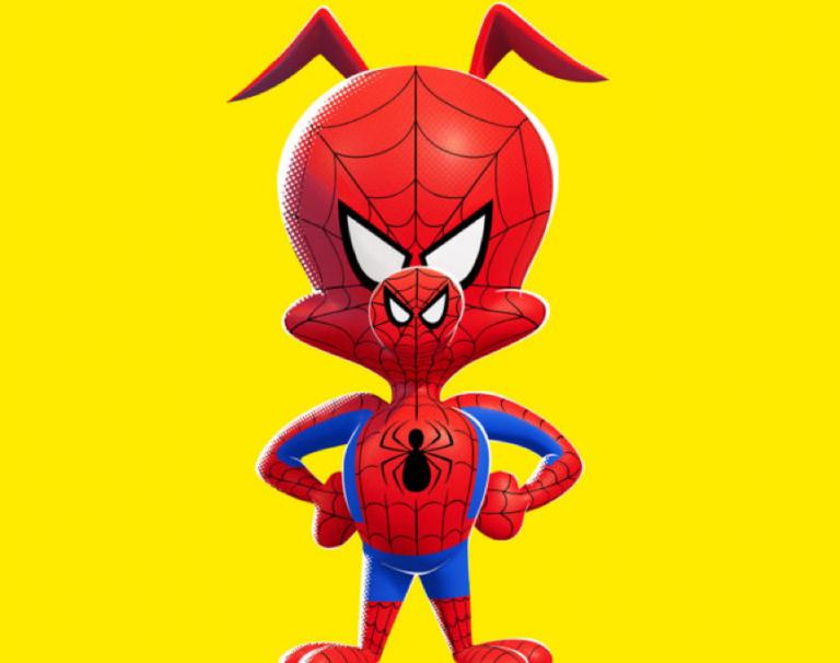 蜘豬人 (Spider-Ham)/彼得豬克 (Peter Porker)。