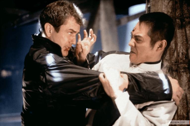 李連杰演出的《致命武器 4》評價普普。