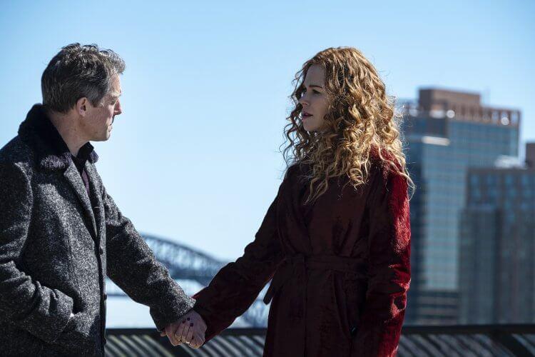HBO 影集《還原人生》(The Undoing) 由妮可基嫚 (Nicole Kidman)、 休葛蘭 (Hugh Grant) 領銜主演。