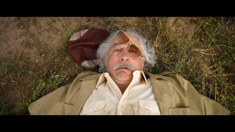勞勃狄尼洛、湯米李瓊斯、摩根費里曼電影《詐製片家》電影劇照。