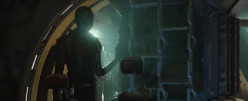 《復仇者聯盟4:END GAME》前導預告中,涅布拉的現身代表她與薩諾斯之間將會發生什麼連結。