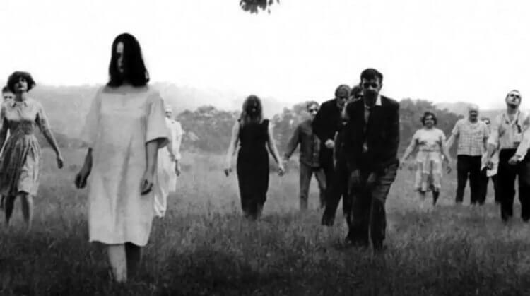 《活死人之夜》(Night of the Living dead) 劇照