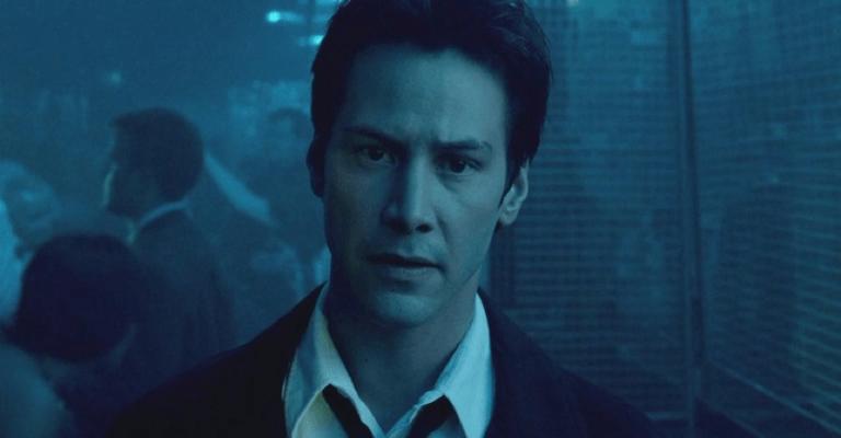 《康斯坦汀:驅魔神探》魯蛇偵探約翰,基努李維飾演。