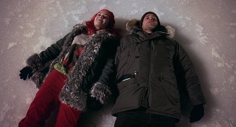 2004 年電影《王牌冤家》凱特溫絲蕾、金凱瑞。