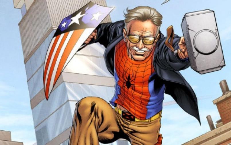 誰能救救這位 美漫 傳奇漫畫家 史丹李 ?