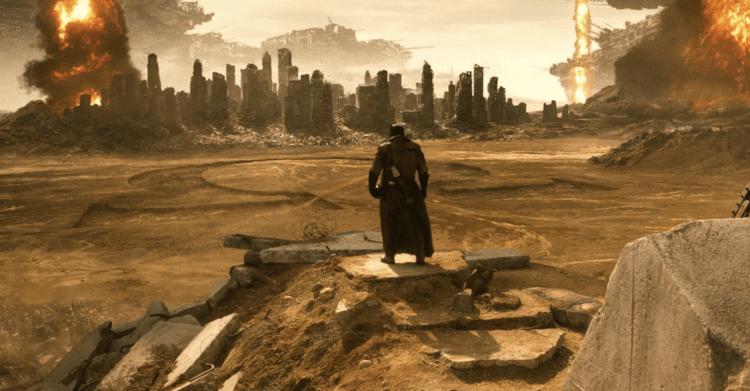 「達克賽德」是 DC 宇宙中最強的存在之一。