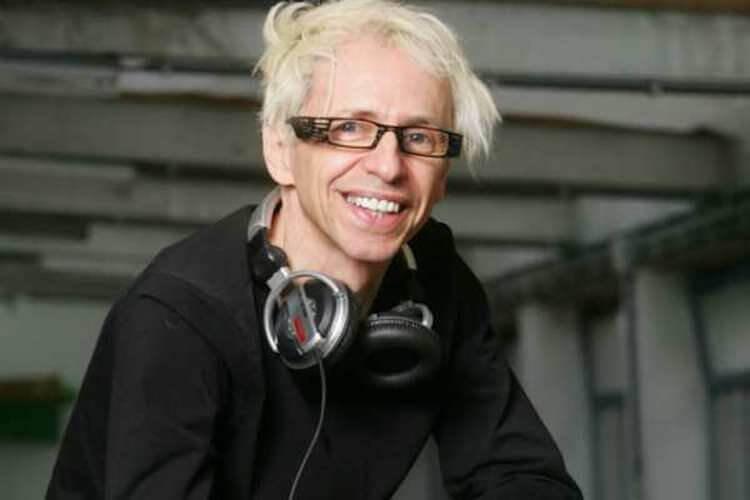 電子音樂家莫里斯恩格朗 (Maurice Engelen) 。