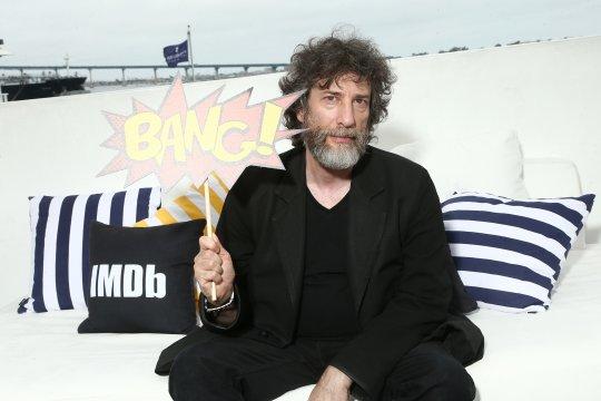 《睡魔》(The Sandman) 尼爾蓋曼 (Neil Gaiman)