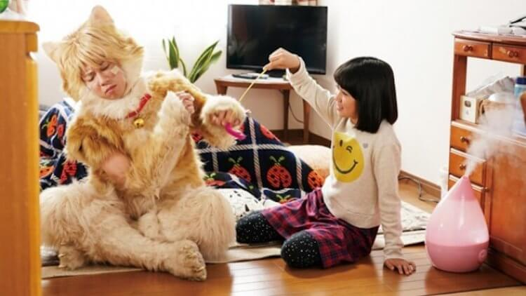 【影評】《我的虎斑貓爸爸》:用「貓」融化人心的樸實親情故事首圖