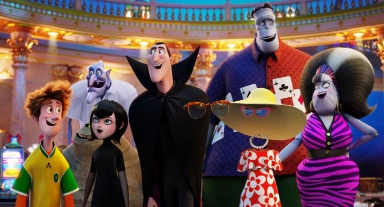 《尖叫旅社 3:怪獸假期》在票房上有非常不錯的成果,也成為索尼影業有史以來最賣座的動畫電影。