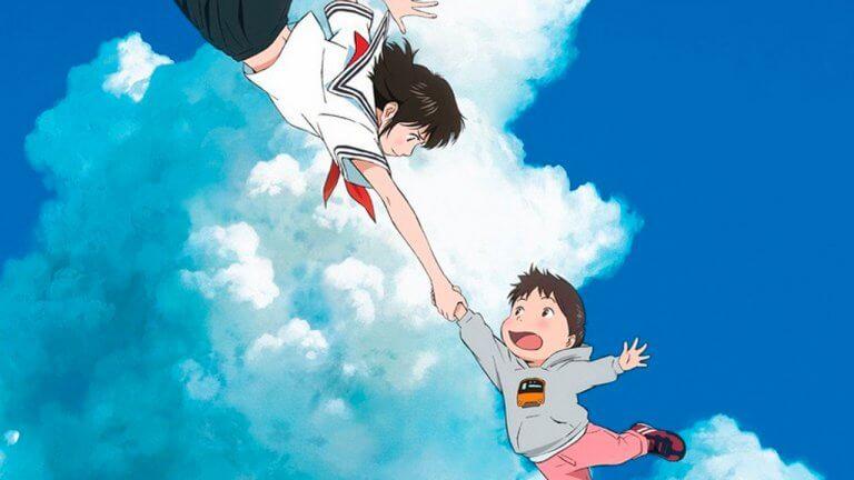 日本動畫監督細田守自創自製的動畫電影:《未來的未來》。