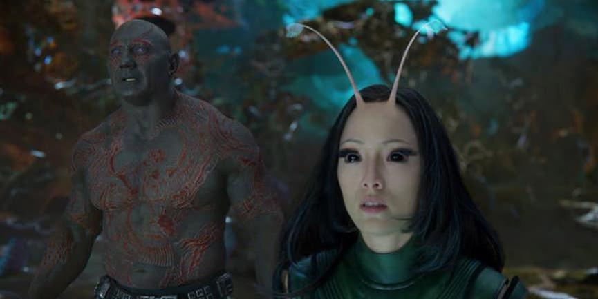 螳螂女(Mantis)