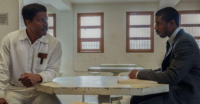 《不完美的正義》由傑米福克斯、麥可 B 喬丹主演。
