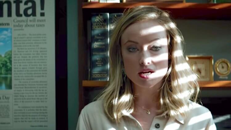 《李察朱威爾事件》(Richard Jewell) 奧莉薇亞魏爾德 (Olivia Wilde) 飾演史庫格