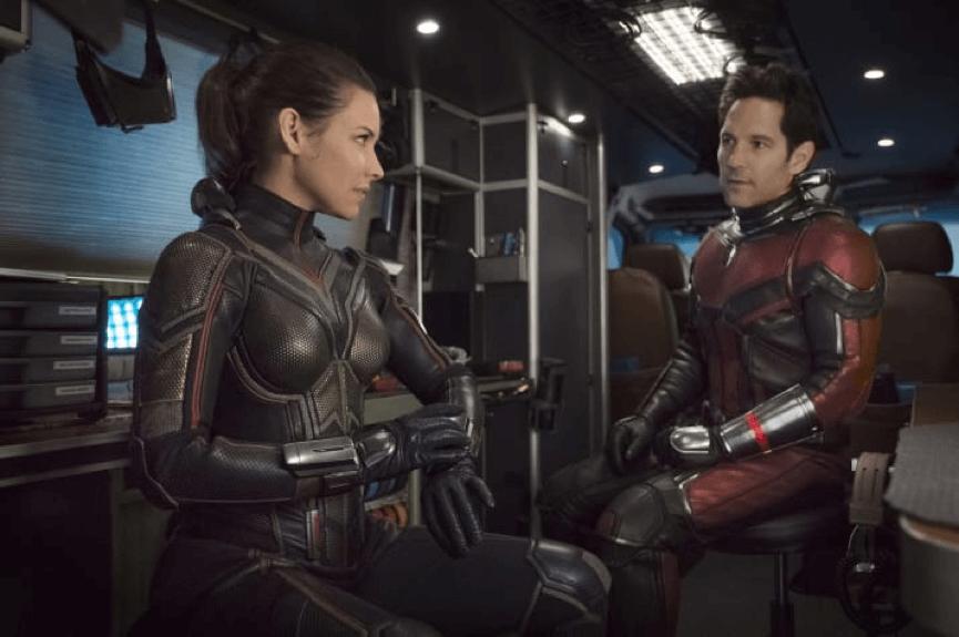 即將上映的 漫威 電影 蟻人2 : 蟻人與黃蜂女 ,以及 驚奇隊長 可能和 復仇者聯盟4 劇情有極大關連