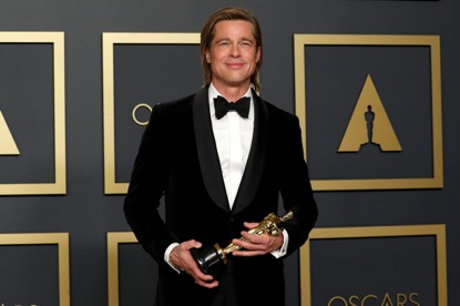 奧斯卡最佳男配角:《從前,有個好萊塢》布萊德彼特