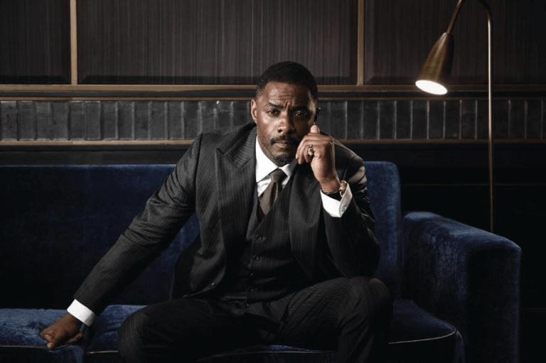 2018 全球最性感男人伊卓瑞斯艾巴 (Idris Elba) 還是逃不過演壞人的命運,因為他是英國人