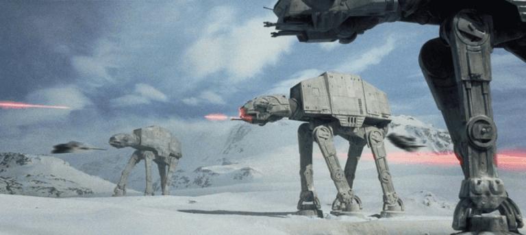 《星際大戰五部曲:帝國大反擊》劇照
