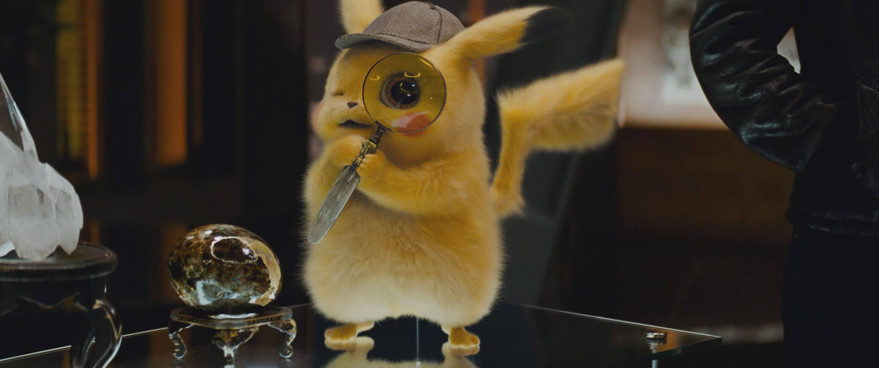 萊恩雷諾斯配音演出的電玩改編電影《名偵探皮卡丘》已可在 HBO 電視頻道觀賞。