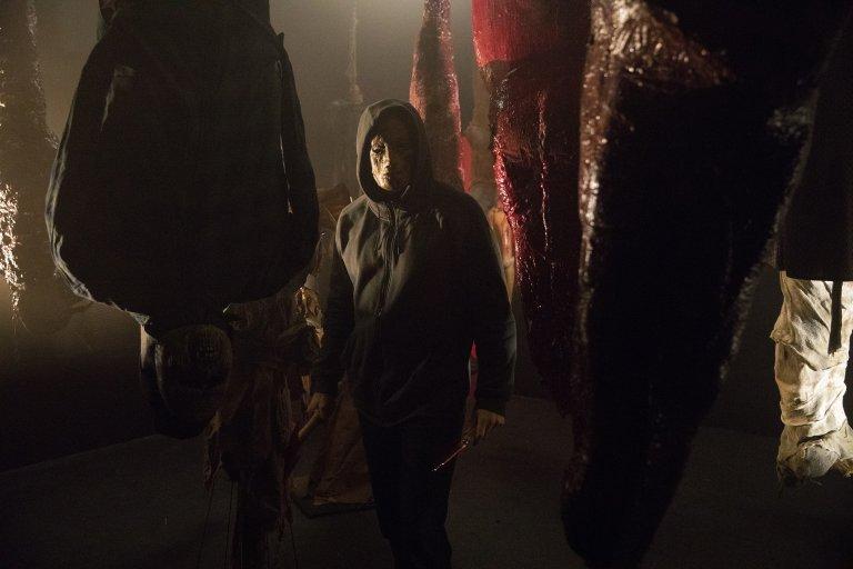 《嚇地獄》片中新舊恐怖元素堆疊出全新恐懼體驗。
