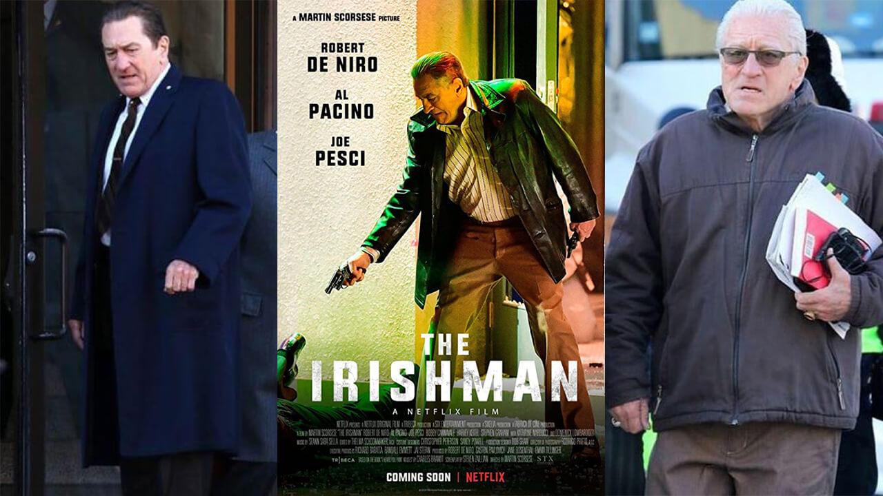 你認識的這些老骨頭們決定再幹一票大的:《愛爾蘭人》首圖