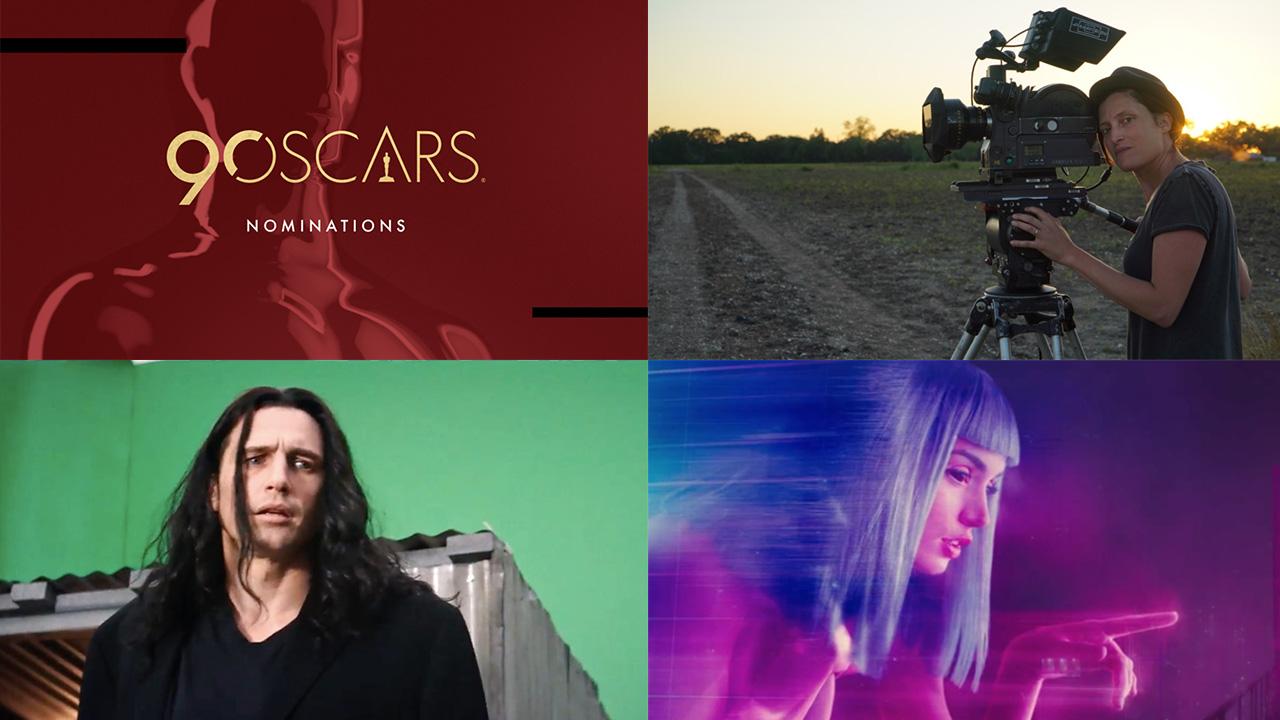 [第90屆奧斯卡]2017年是個充滿驚奇的電影年份:奧斯卡入圍名單暗藏的5大玄機首圖
