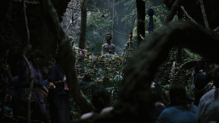 《哭聲》導演監製,《鬼影》導演執導!泰國恐怖驚悚電影《The Medium》首波預告釋出首圖