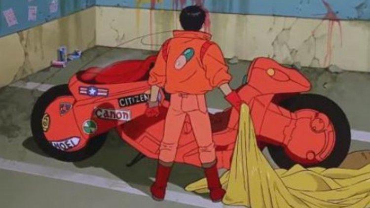 1988 年奇葩《阿基拉》的誕生(二):經典紅夾克與超能者實驗首圖