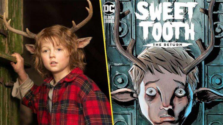 漫畫 vs 真人版 !《Sweet Tooth:鹿角男孩》Netflix 改編影集與原作的 8 點大不同首圖