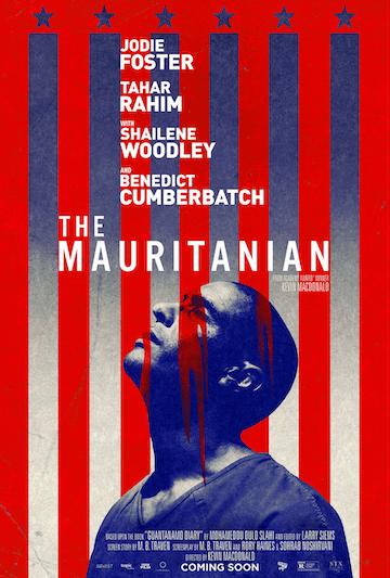 《茅利塔尼亞人》海報。