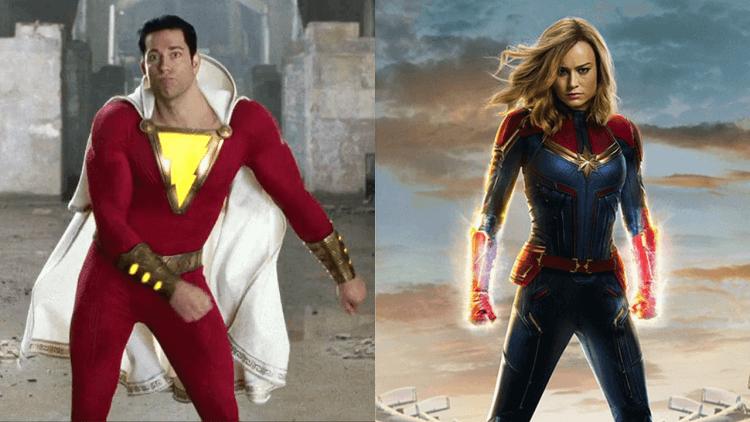 因為當年的版權歸屬問題,讓「Captain Marvel」蛻變成現在你所熟悉的樣貌:DC《沙贊!》及漫威《驚奇隊長》。