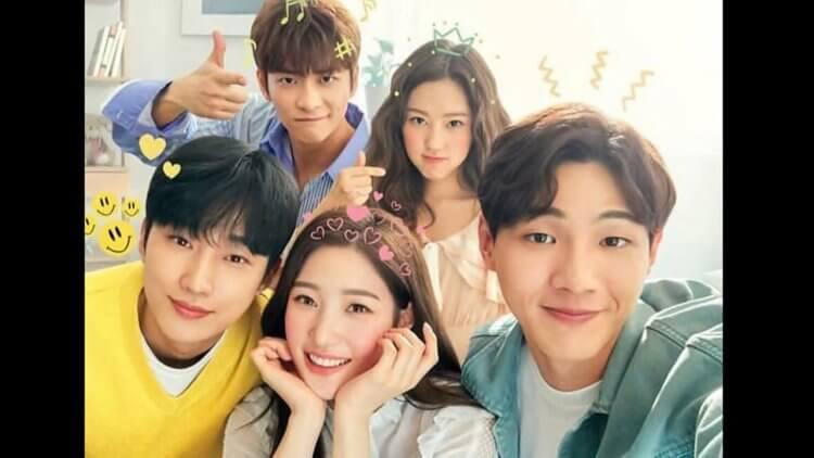 青春戀愛韓劇《因為初戀是第一次》第二季即將於 Netflix 網飛串流影音平台上架播出。