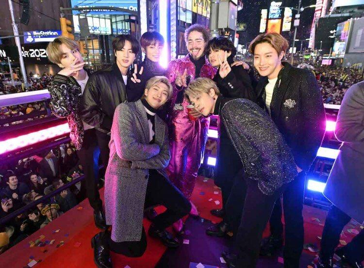 BTS 防彈少年團 紀錄片《BTS: GLOBAL TAKEOVER》劇照。