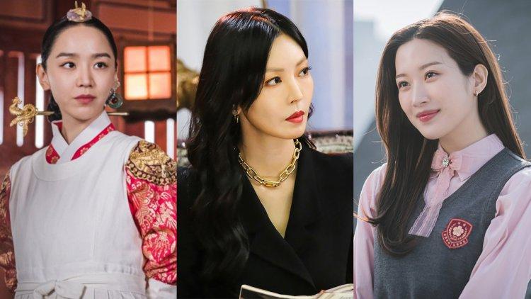12月話題韓劇&演員排名出爐,「這部戲」狠甩《女神降臨》、《哲仁王后》坐擁雙冠!首圖
