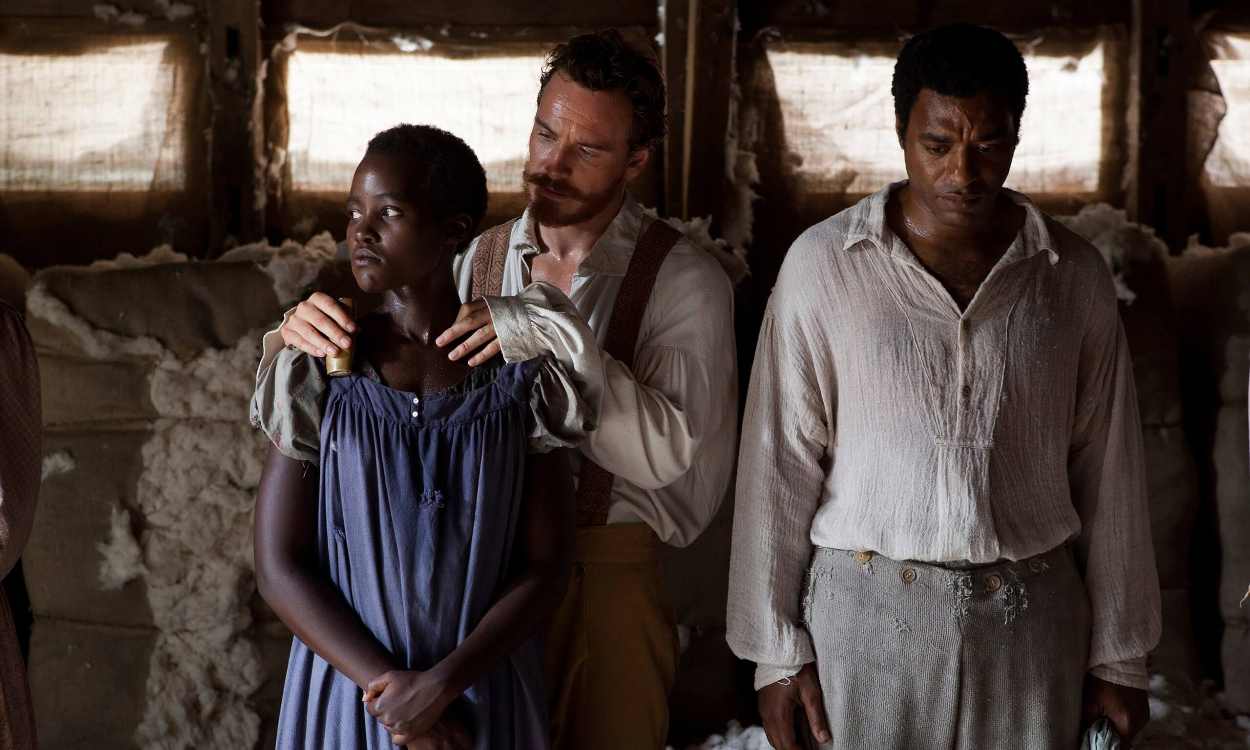 露琵塔尼詠歐在《自由之心》中飾演了奴隸「派西」。