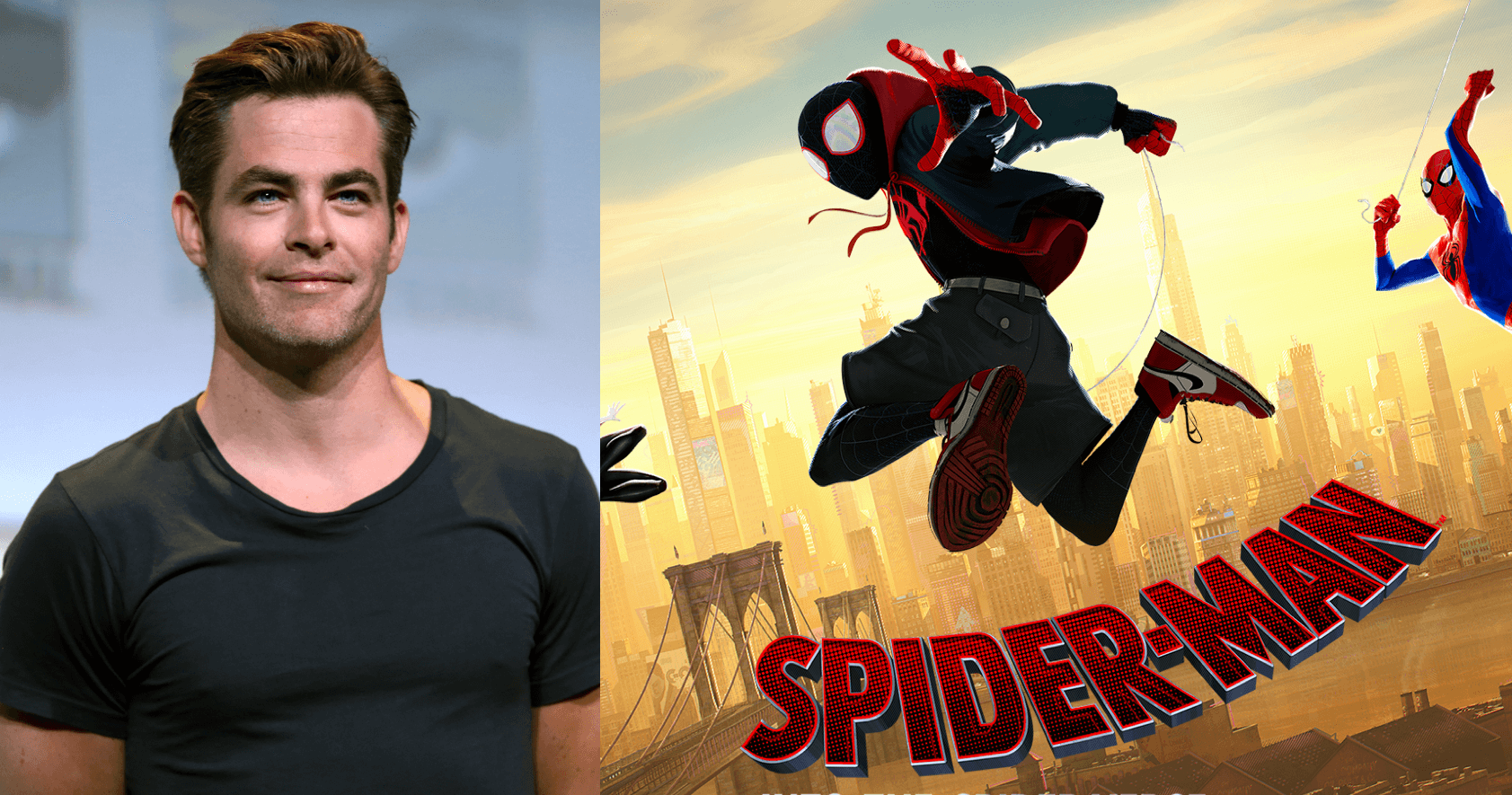 跨宇宙演出!克里斯潘恩是漫威《蜘蛛人:新宇宙》的驚喜客串角色首圖